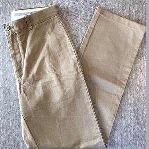 J.Crew Medium Brown Classic Fit Dress Pant Sz 29